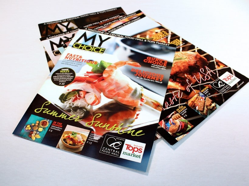 Magazine 1 - นิตยสาร,แม็กกาซีน (Magazine)