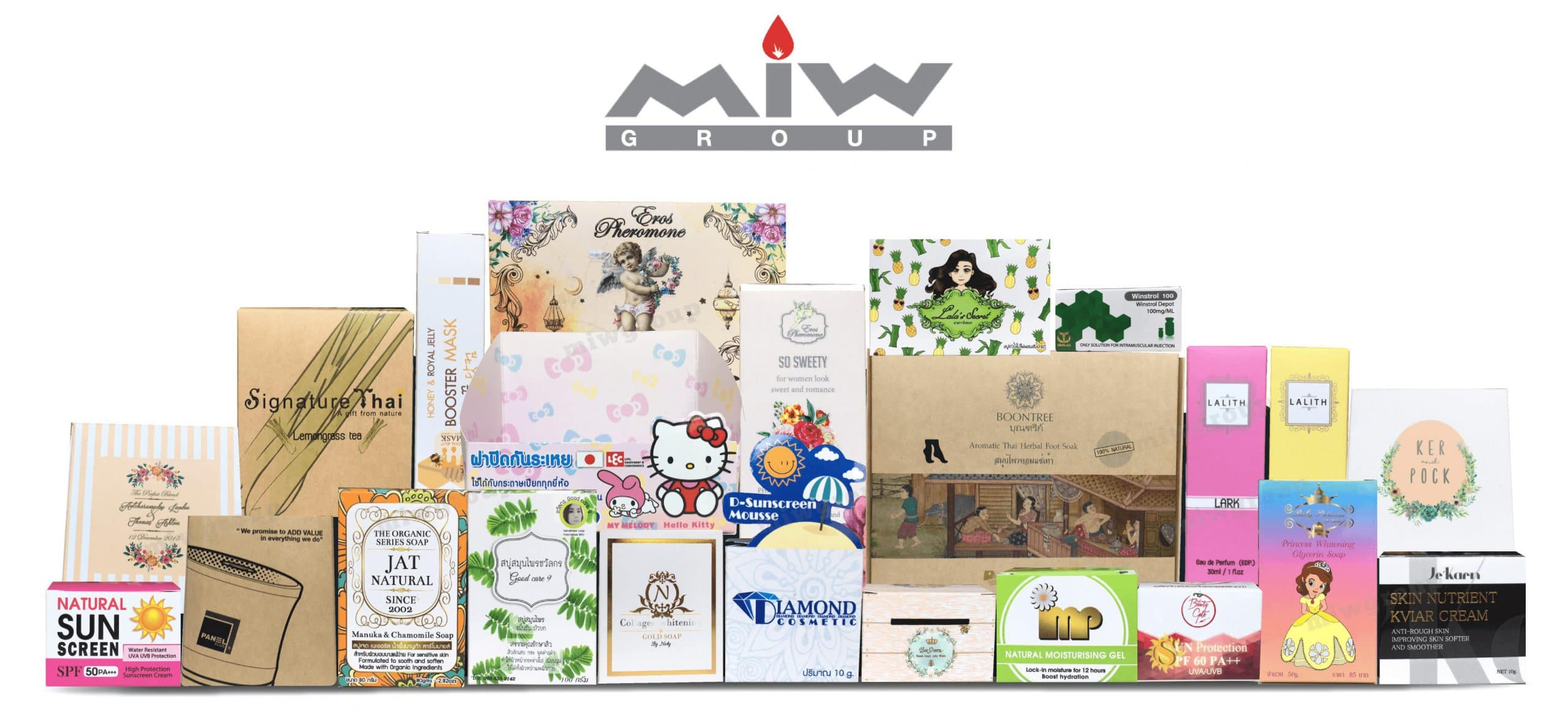 Packaging 2 scaled - กล่องบรรจุภัณฑ์ (Packaging)