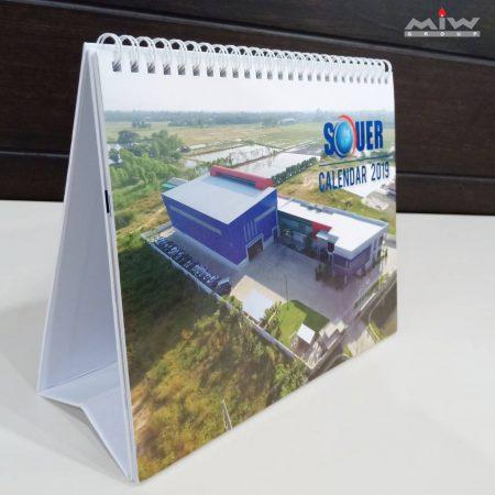 Calendar 10 450x450 - ปฏิทินตั้งโต๊ะ (Calendar)