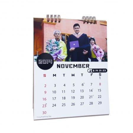 Calendar 3 450x450 - ปฏิทินตั้งโต๊ะ (Calendar)