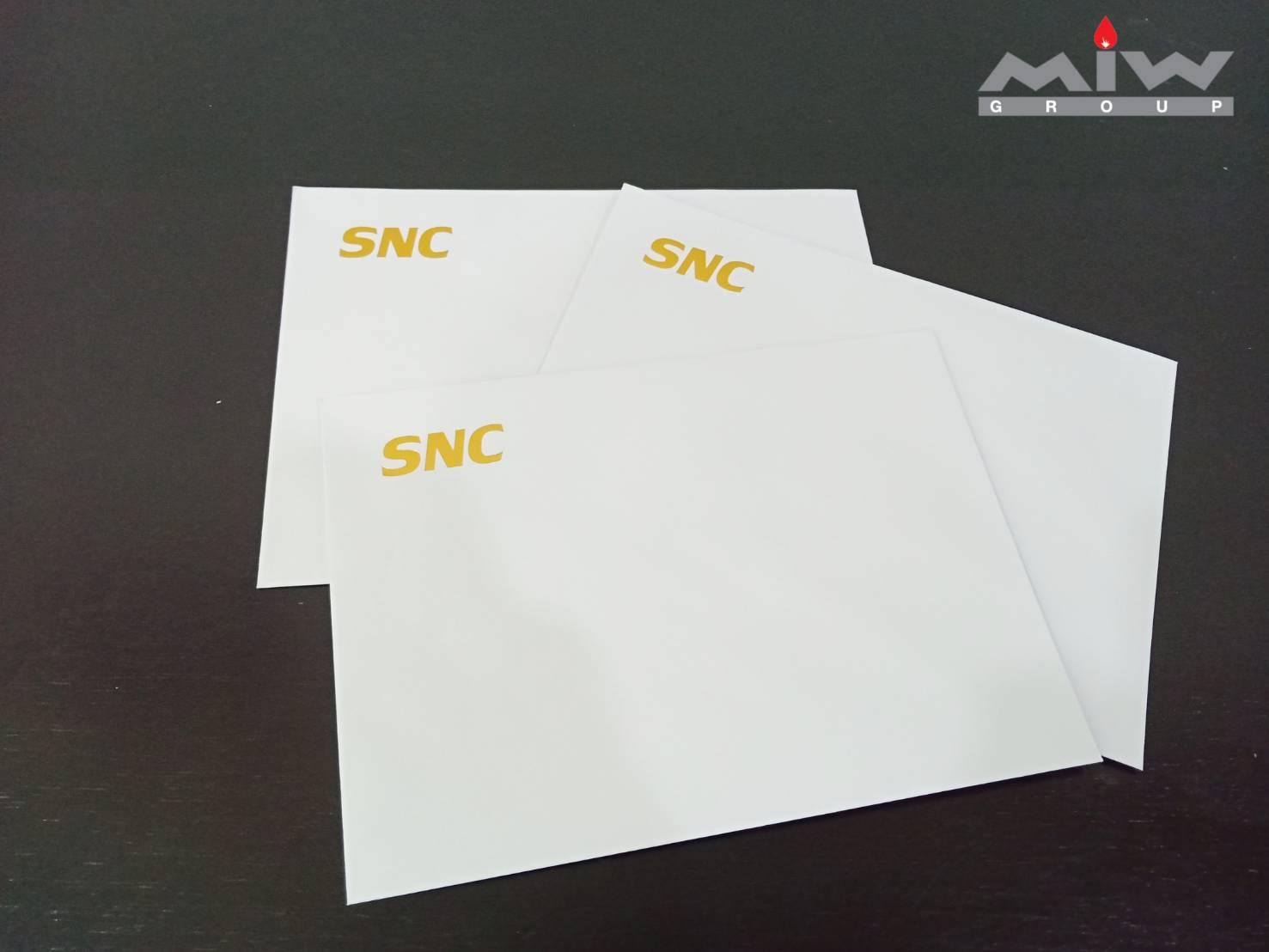 204598 - งานการ์ด SNC สวัสดีปีใหม่ 2563 พร้อมซอง